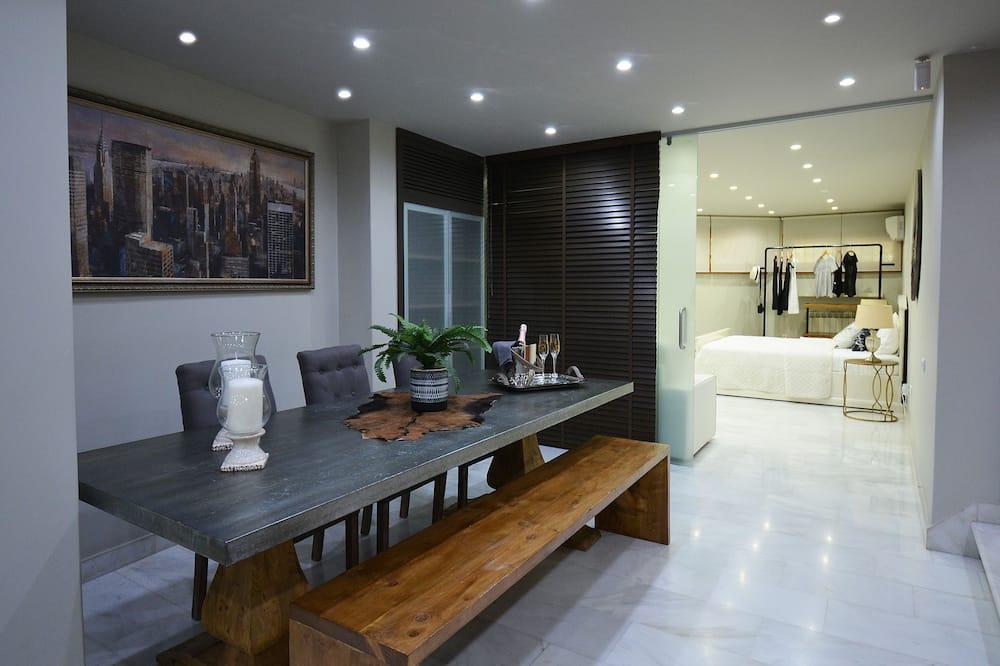 Loft, 2 Bedrooms - Living Room