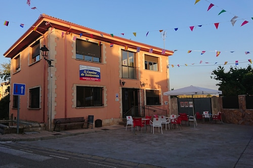 桑托韋尼亞之路飯店