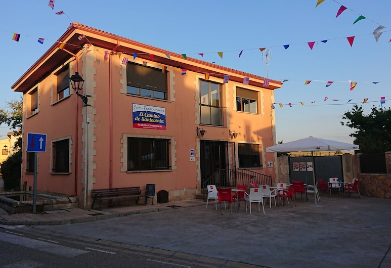 El camino de Santovenia - Albergue, Arlanzon