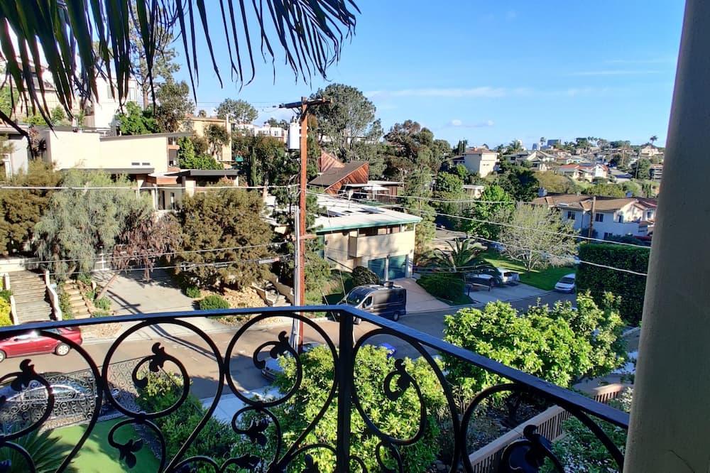 Luxury Δίκλινο Δωμάτιο (Double), Μη Καπνιστών, Θέα στην Πόλη - Θέα από το μπαλκόνι
