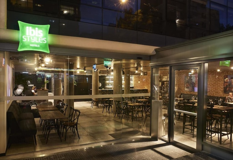 ibis styles Montevideo Biarritz Hotel, Montevideo, Nội thất lối vào