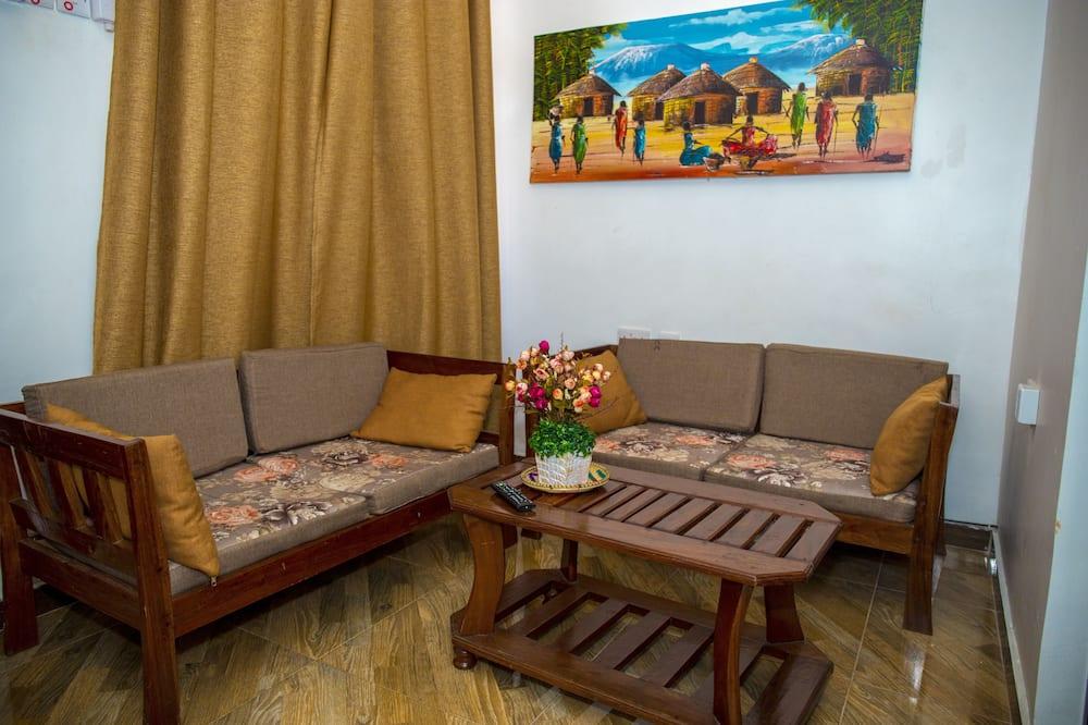 Appartement Familial - Salle de séjour