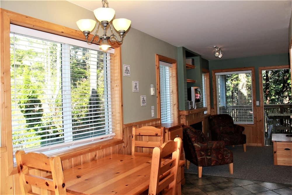 Cottage, 2 kamar tidur - Tempat Makan Di Kamar