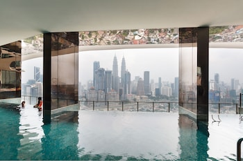 Picture of OYO 456 Home 2BR Setia Sky With KL Tower View from Balcony in Kuala Lumpur
