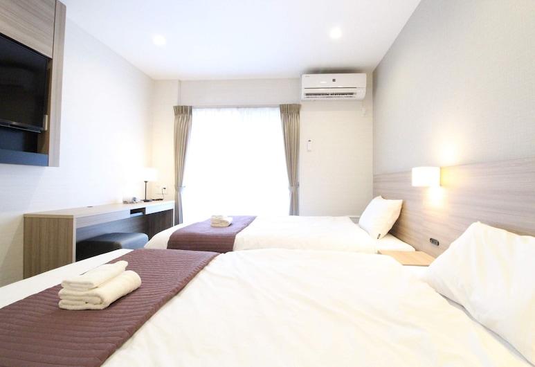 M-1 Tokyo 東糀谷, 大田区, デラックス アパートメント (ベッドタイプ:ワイドシングル), 部屋