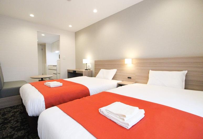 M-1 Tokyo 久が原, 大田区, デラックス アパートメント (Bed type: Wide Single), 部屋