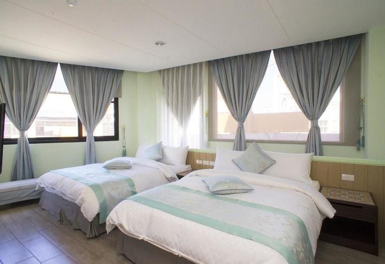 夏米民宿, 恆春鎮, 四人房, 2 張標準雙人床, 非吸煙房, 客房