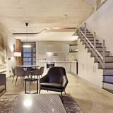 Apartamento Comfort, 1 cama king-size, Não-fumadores - Quarto