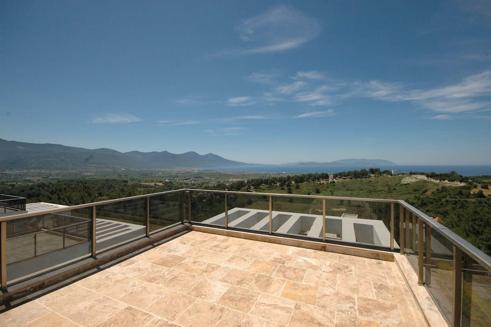 Vila typu Deluxe - Balkón