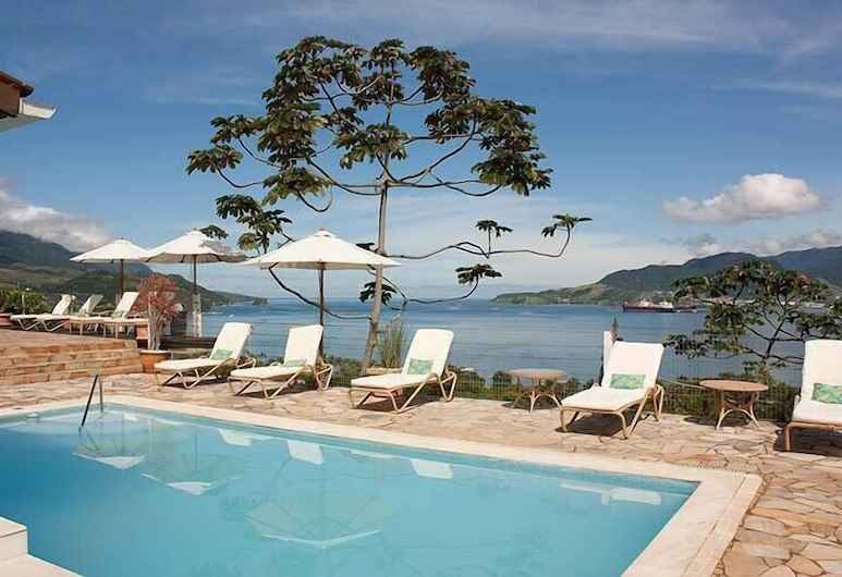 Hotel Vista Bella, Ilhabela, Pool