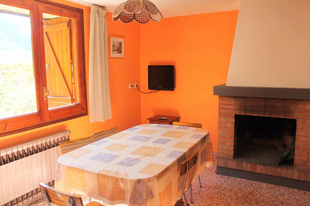Apartmán, 2 spálne (4) - Obývačka