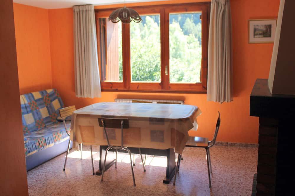 Apartmán, 2 spálne (3) - Obývačka