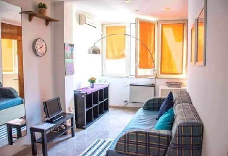 普雷穆達假日酒店, 羅馬, 公寓, 3 間臥室, 露台, 客廳