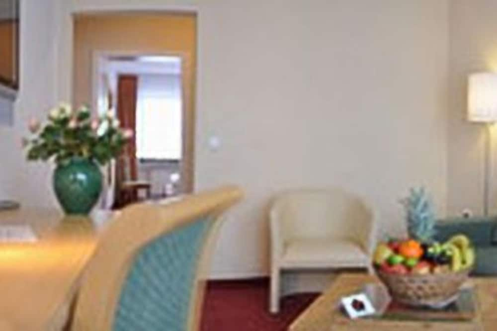 Suite (Möschelberg) - Living Area