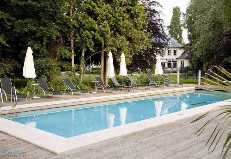 Hotel Fleur de Lys, Zedelgem, Piscine