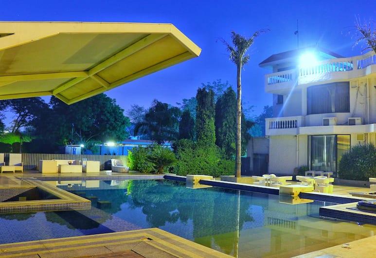 SATVIK RESORT & HOTEL, Yeni Delhi, Havuz