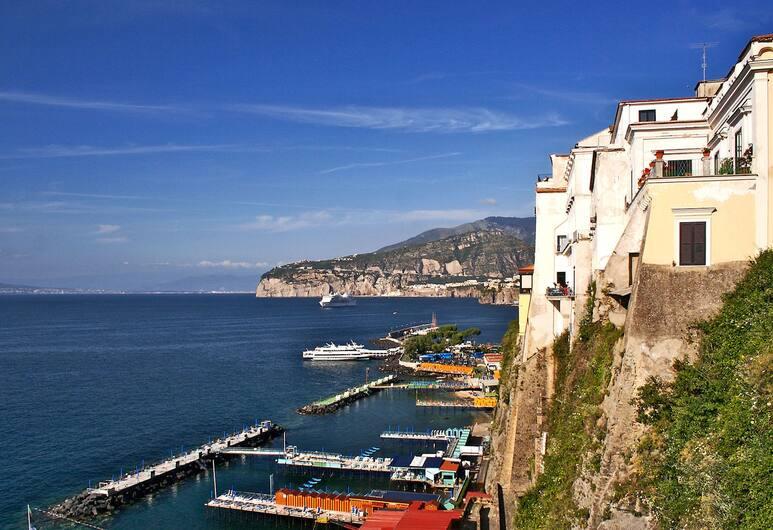 La Marinella, Sant'Agnello, Apartment, 3 Bedrooms (Marinella), View from room