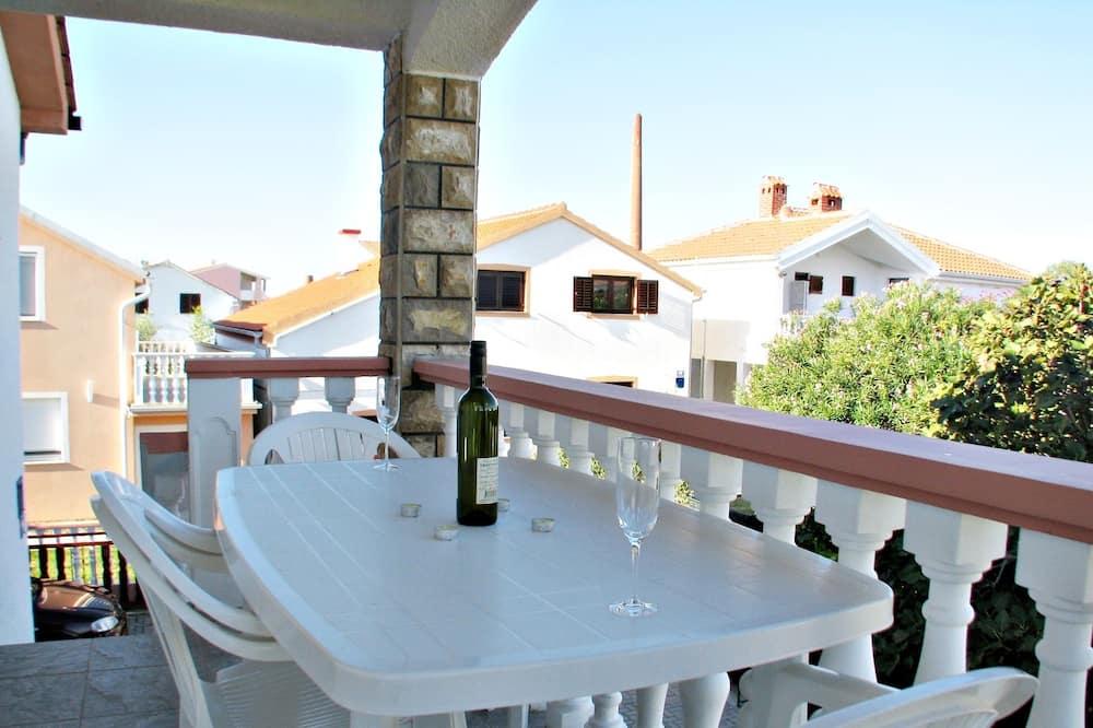 Apartment, Sea view - Balcón