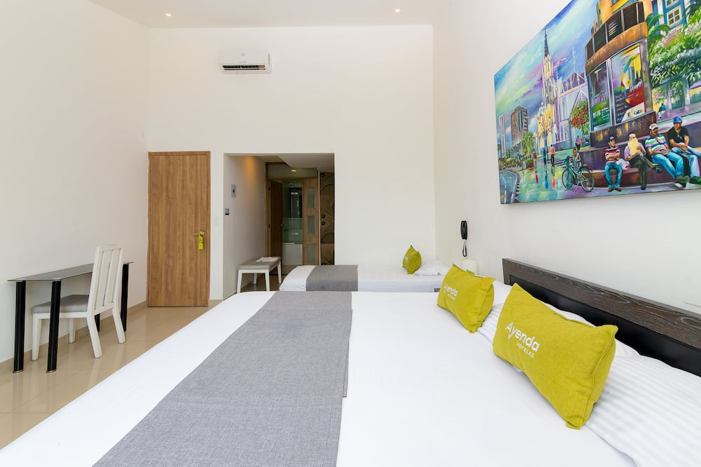 Habitación cuádruple estándar - Habitación