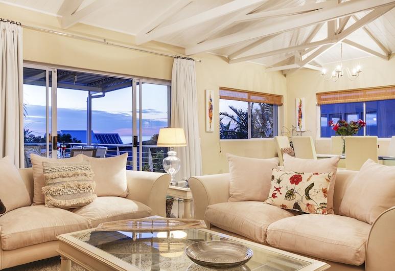 Victorias Cove, Cape Town, Comfort apartman, Više kreveta, za nepušače, pogled na planinu, Dnevni boravak