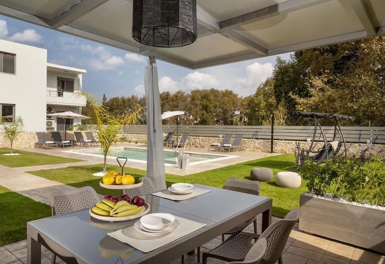 Kagiemar Luxury Houses, Χανιά, Luxury Σπίτι, Αίθριο/βεράντα