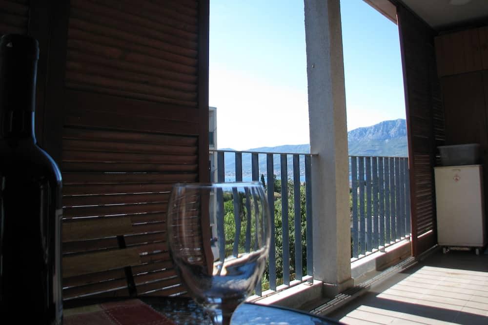 Apartment (A2+2) - Balcony