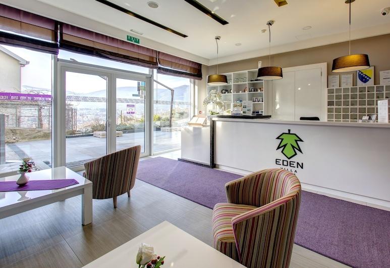 Eden Hotel& Spa, Mostar, Recepcja