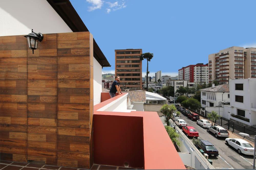 Double Room, 1 Double Bed, Balcony - Balcony