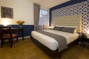 Introduce las fechas para ver los descuentos de hoteles en Quito