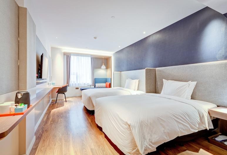 Holiday Inn Express Xi'An Bell Tower, Xi'an, Superior-Zimmer, 1Einzelbett, Nichtraucher, Zimmer