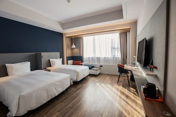 תמונה של Holiday Inn Express Xi'An Bell Tower בשיאן