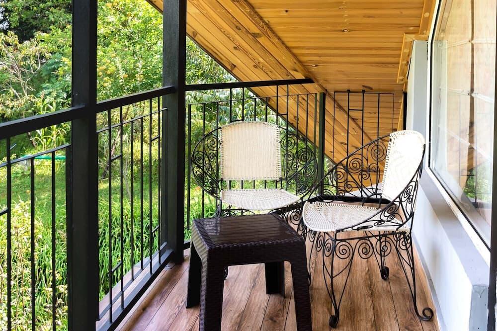 Dvokrevetna soba za jednu osobu - Balkon