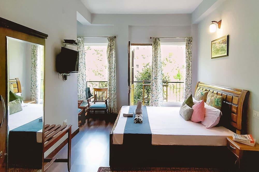Dvokrevetna soba za jednu osobu - Soba za goste