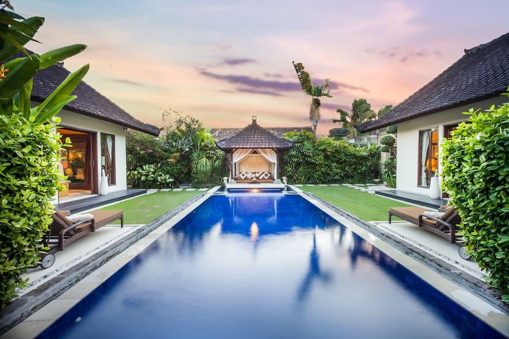 Villa de lujo, 3 habitaciones, piscina privada - Imagen destacada