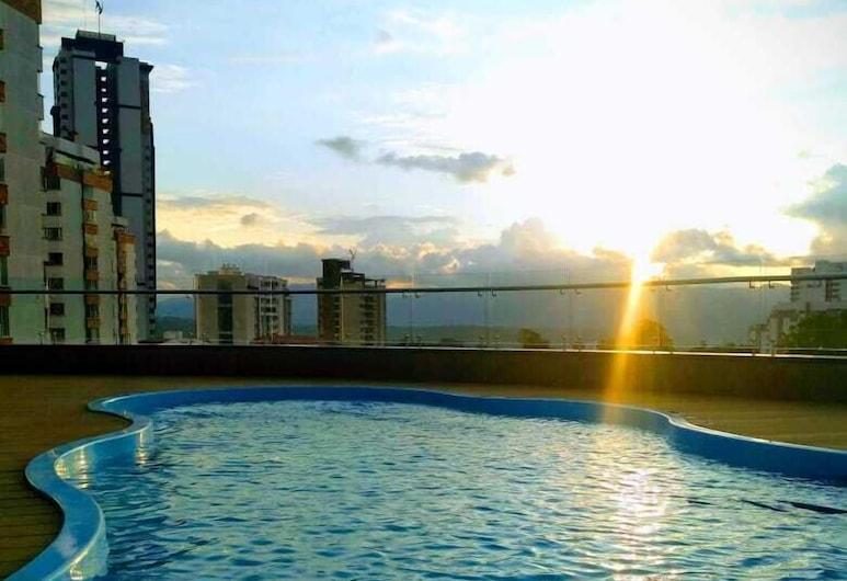 オテル ロセリエル ブカラマンガ, フロリダブランカ, テラス / パティオ