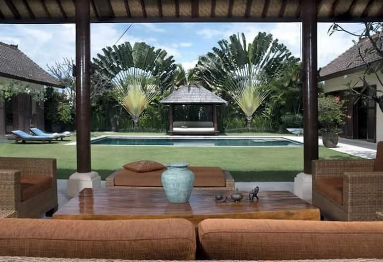 Rumi Villas Bali, Denpasar, Vila, 4 kamar tidur (Rumi), Taman
