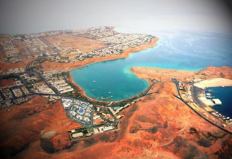 El Kheima Beach Resort, Sharm el Sheikh, Utsikt fra luften