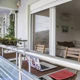 Deluxe Apartment, 1 Bedroom, Balcony - Balkoni