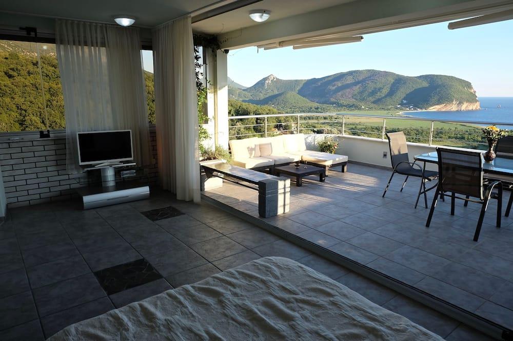 Deluxe Studio, Balcony, Sea View (3) - Balkoni