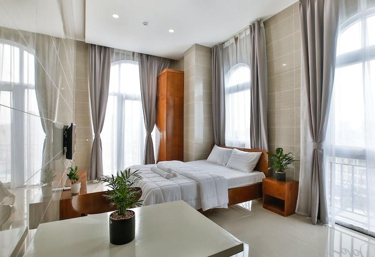 トラスト ホーム, ホーチミン, デラックス アパートメント 1 ベッドルーム, 部屋