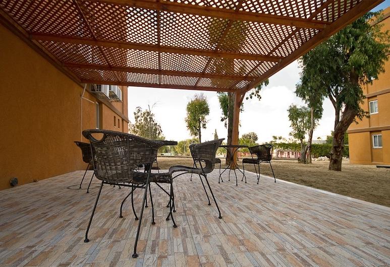 Hadass Desert Inn, Dimona, Balkons