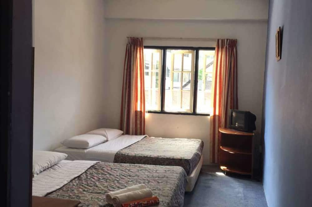 Pokój rodzinny, 2 łóżka queen - Zdjęcie opisywane