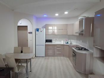 Mynd af Pretty Apartment on Vokzalnaya 51A í Ryazan