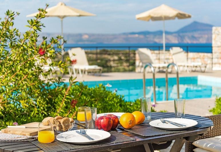 Sunset Villa In Kokkino Chorio , Apokoronas, Villa, 3 Bedrooms, Private Pool, Terrace/Patio