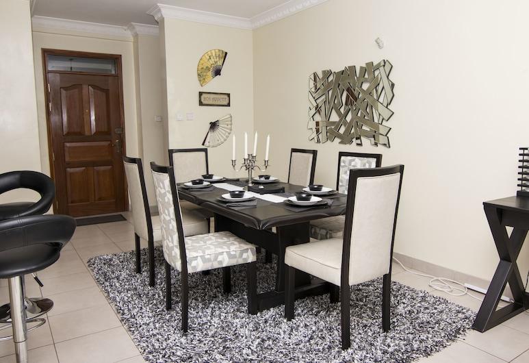 舒適窩酒店, 奈洛比, 公寓, 花園景, 客房內用餐