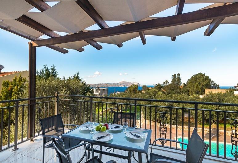Villa Mariza in Kokkino Chorio , Apokoronas, Villa, 2 Bedrooms, Private Pool, Balcony