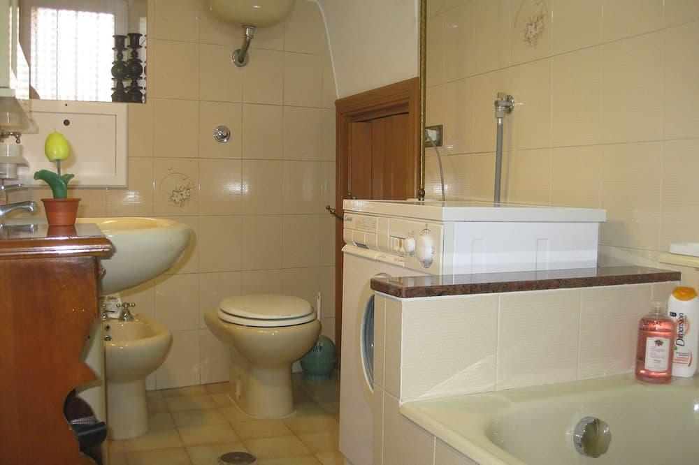 Standard Apart Daire, 1 Yatak Odası - Banyo
