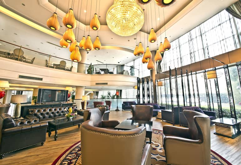 Shanghai hongqiao airport argyle hotel, Shanghai, Lobby