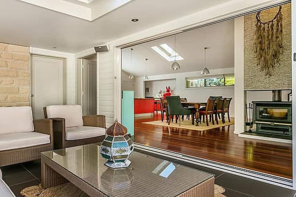 Luxe huis, 3 slaapkamers - Woonruimte