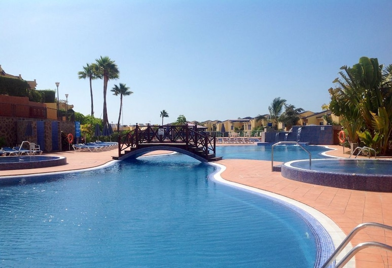 Villa IN Meloneras, Large Sunny Garden With Beautiful Views, San Bartolome de Tirajana